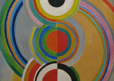"""Sonia Delaunay, """"Rythme"""" (1938)"""