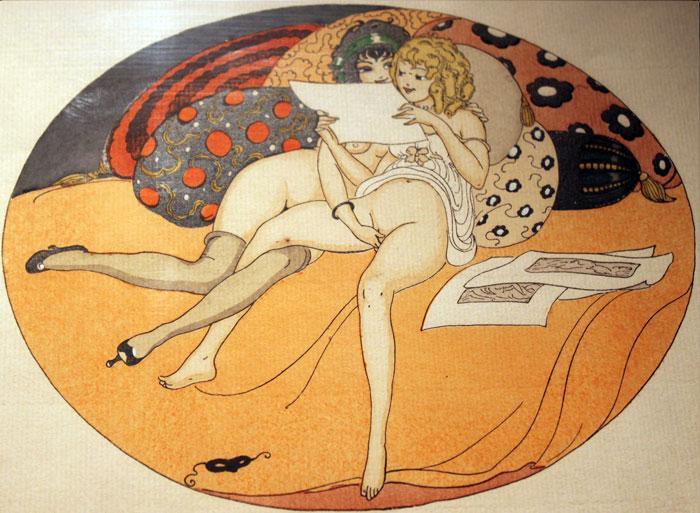 06/10/17 Amor y deseo lésbico en las artes visuales