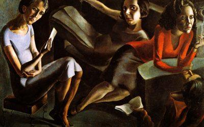 Artistas españolas en las Vanguardias