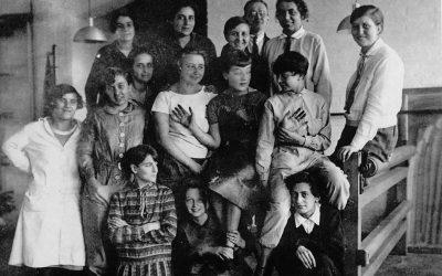 Mujeres en la Bauhaus