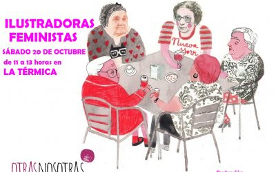 20/10/18 ILUSTRADORAS FEMINISTAS