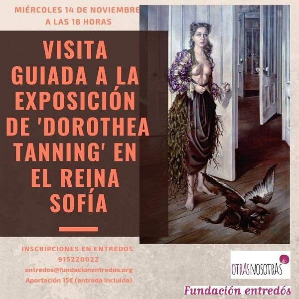 VISITA GUIADA EXPOSICIÓN DOROTHEA TANNING