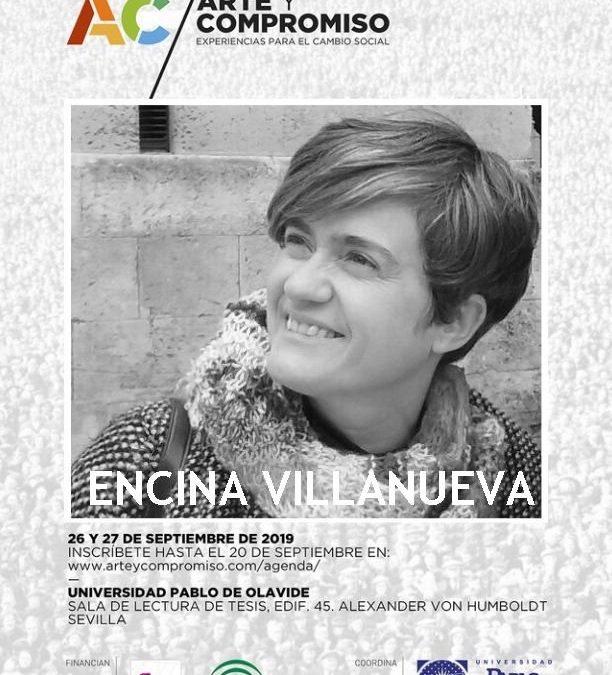 26/9/19 Conferencia sobre el Movimiento Feminista en las Artes