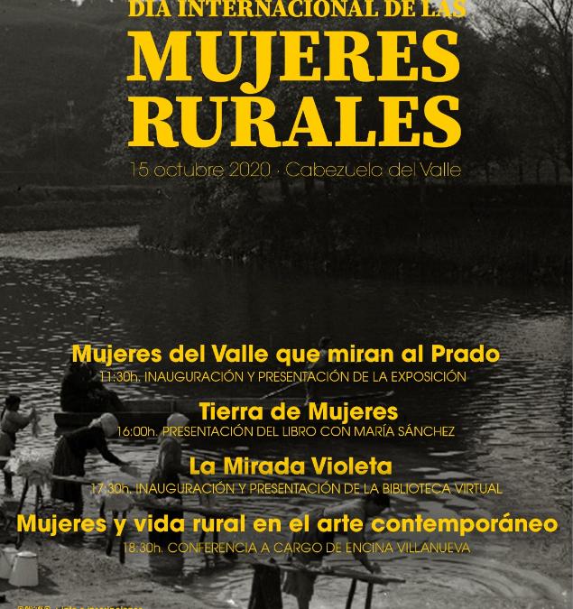 MUJERES Y VIDA RURAL EN EL ARTE CONTEMPORÁNEO