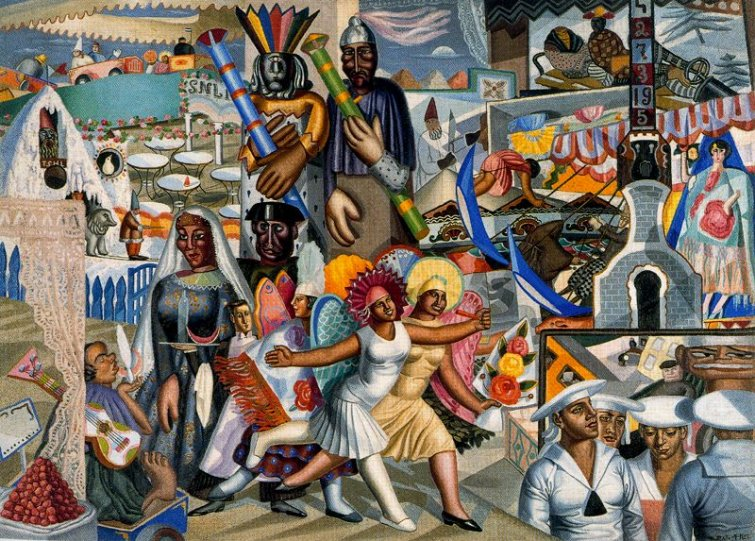 Las artistas de las vanguardias históricas del S XX