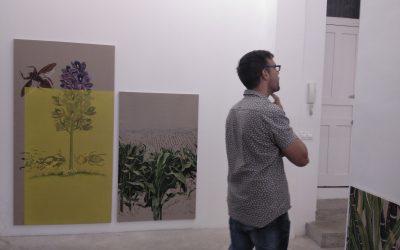 'Primavera silenciosa', nueva exposición de Gabriela Bettini en Madrid
